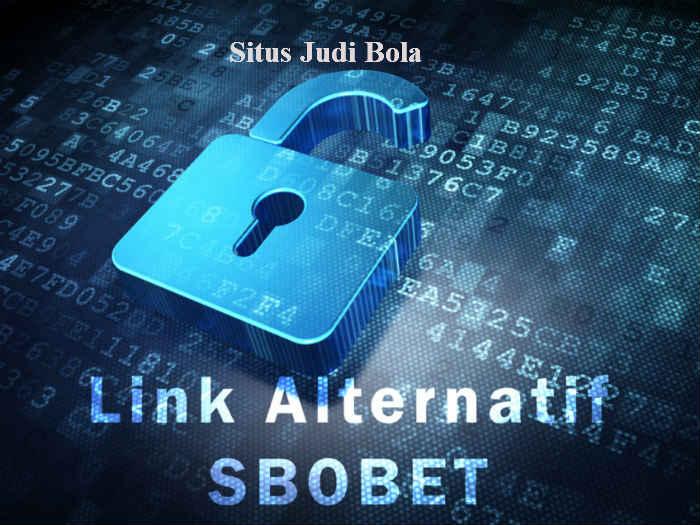 Link Alternatif ke Situs Judi Bola Sbobet